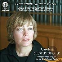 Une Americaine a Paris