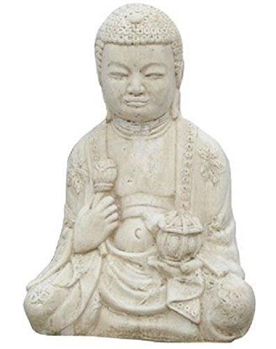 Vieille Pierre BD06 Bouddha Statue