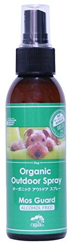 メイドオブオーガニクス フォー ドッグ (made of Organics for Dog) オーガニックアウトドアスプレー 125ml