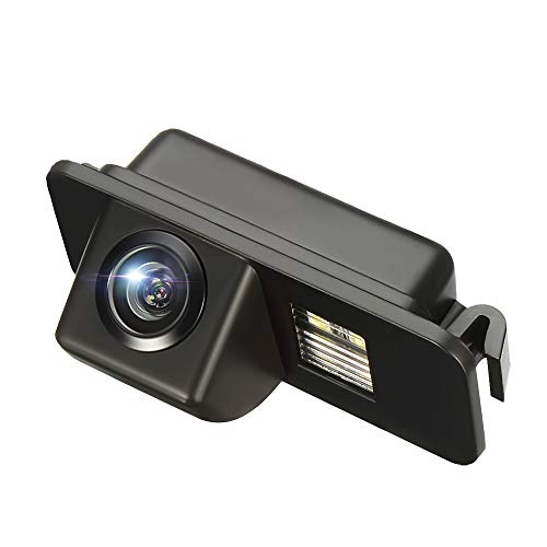 cámara de Respaldo para Coche, Impermeable, visión Trasera, cámara de Respaldo para Ford Focus 2 MK2.5 Facelifted Hatchback/Mondeo MK4/C-MK4/Grand C-MAX mk2