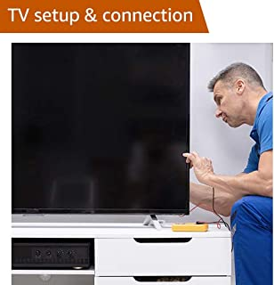 TV Setup and Connection