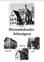 Heimatkalender Schwaigern (Wandkalender 2022 DIN A3 hoch): Kleinstadt bei Heilbronn, Baden Wuerttemberg (Monatskalender, 14 Seiten )