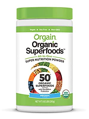 Orgain - Organic Superfoods All