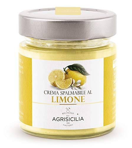 Agrisicilia Crema Spalmabile al Limone, 200G