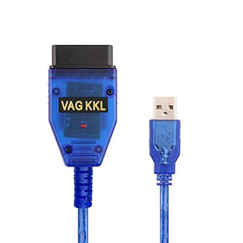 OBD2 Scanner Diagnostic Cable for VW Audi Skoda...