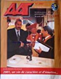 ACTION AGRICOLE DE TOURAINE (L') [No 2907] du 26/04/2002 - SALON DES VINS DE CHINON.