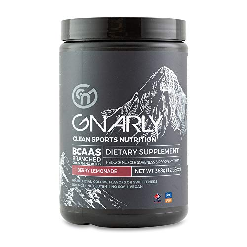 Gnarly Nutrition BCAA Pre and Mid Workout Supplement review