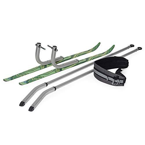 Burley Bike Trailer Ski Kit