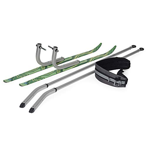 Save %20 Now! Burley Bike Trailer Ski Kit