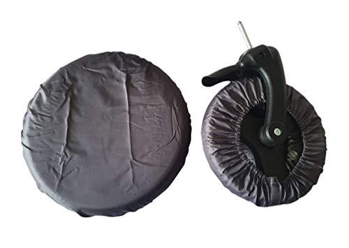 Kinderwagenradschutz Kinderwagen Reifenschutz Handmade