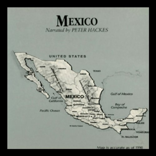 Mexico audiobook cover art