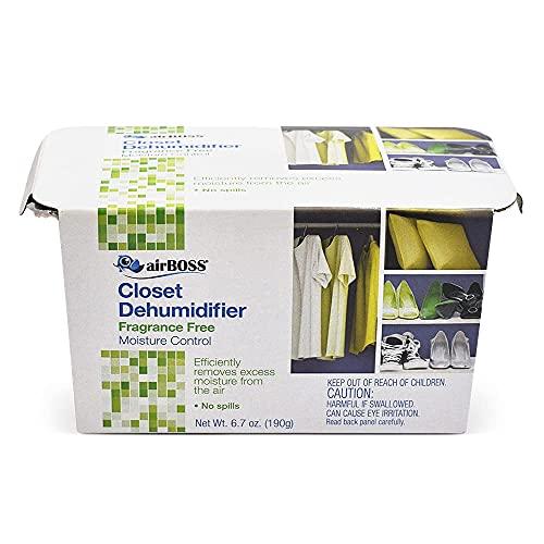 airBOSS Closet Dehumidifier (Pack of 6)