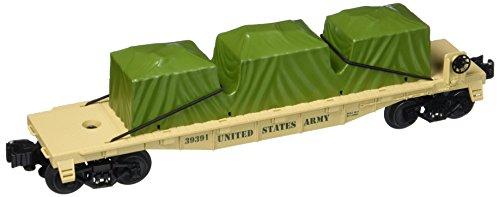 Lionel Trains Army US made Flatcar
