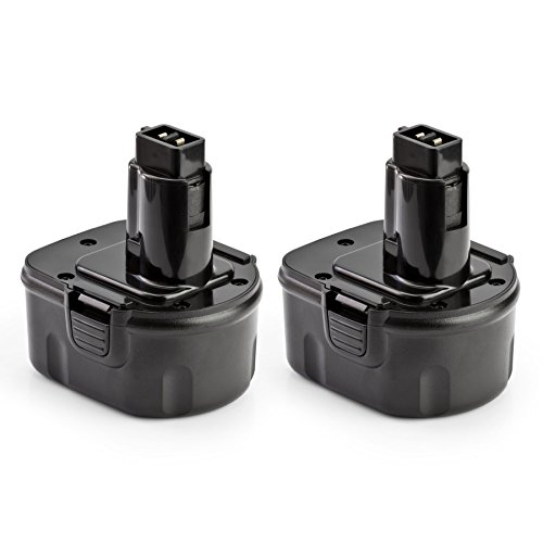 2 Pack ExpertPower 12v 3000mAh NiMh Battery for Dewalt DC9071 DW9072 DW9071 DE9075 DE9074 DE9072 DE9071 DE9037 397745-01 152250-27