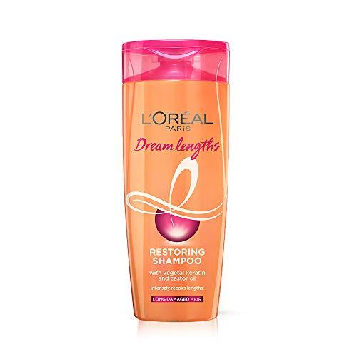 L'Oreal Paris Dream Lengths Shampoo, 396.5 ml
