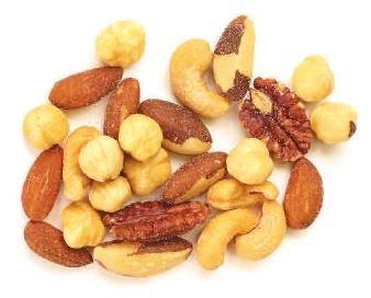 Deluxe Mixed Nuts No Salt No Peanuts -25Lbs