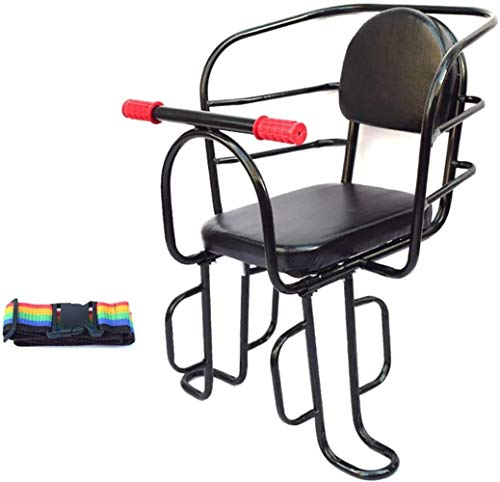 Check Out This Bicycle Child seat, Rear Baby seat/Mountain Bike Baby seat backrest footrest with sea...