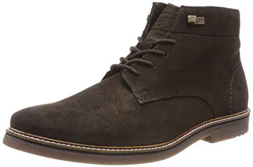 bugatti Herren 311609331400 Klassische Stiefel, Braun, 42 EU