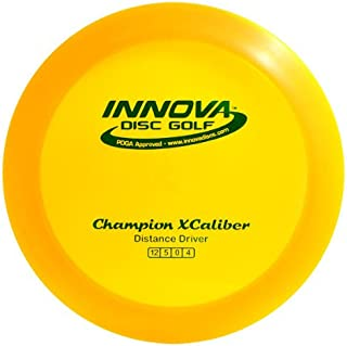 Innova Disc Golf Champion Material XCaliber Golf Disc (Colors may vary)