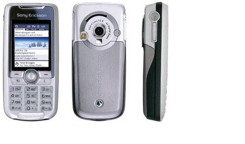 Sony Ericsson K700i - Orange - Pay As You Go - Silver