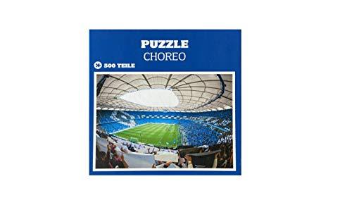 HSV Versandservice HSV Puzzle Choreo 500 Teile