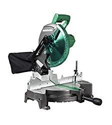 Metabo HPT C10FCGS Compound Miter Saw for cutting basebaord