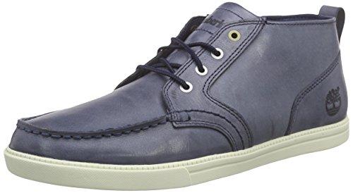 Timberland Herren Newmarket_Fulk LP MT Leather Chukka Boots Blau (Navy) 47.5 EU