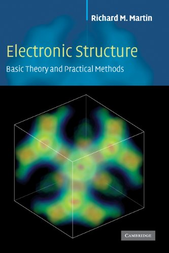 Electronic Structure: Basic Theory and Practical Methods (English Edition)