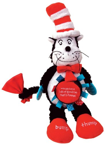 Manhattan Toy Dr Seuss - Cat in the Hat - Jouet d'Activité