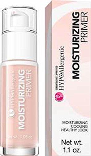 Bell - Base de maquillaje hipoalergénica humectante, 30 g