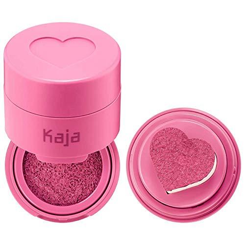 KAJA Cheeky Stamp | Blendable Blush | 04 Feisty - cool raspberry | Cruelty-free, Vegan, Paraben-free, Sulfate-free, Phthalates-free, K-Beauty | Teen Girl Stuff