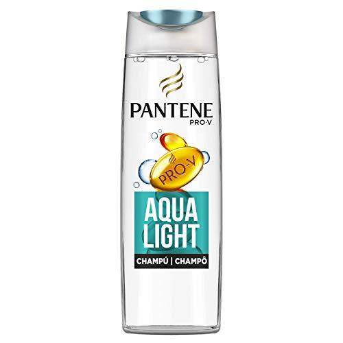 Pantene Shampoo, 360ml Aqua Light