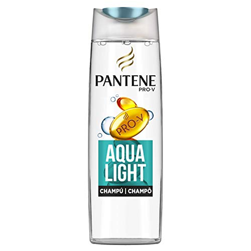 Pantene Shampoo, 300 ml Aqua Light