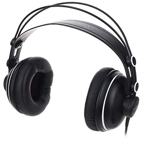Superlux HD662F Auriculares de Estudio, negro