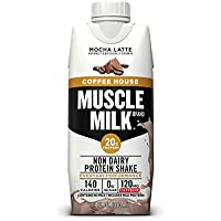 12-Pack Muscle Milk Coffee House Protein Shake
