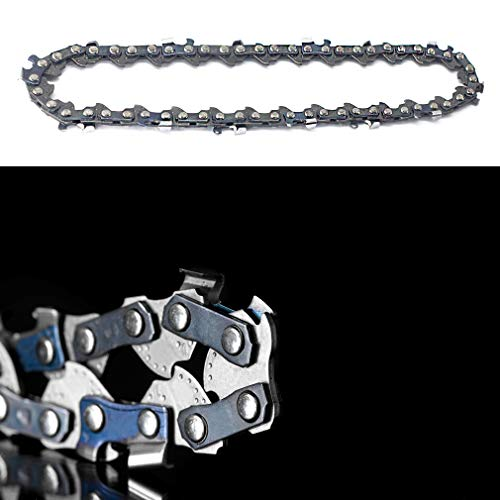 RXXXWELD Mini Chainsaw Chain 4-Inch Guide Saw Chain for Cordless Electric Protable Battery Handheld Chain Saw