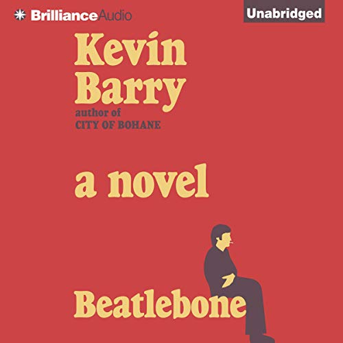 Beatlebone audiobook cover art