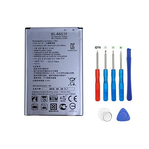 swark BL-46G1F batería para LG Grace, K10 2017, k121 K, k121l, k121s, K20 Plus, K20 Plus 2017 with Tools
