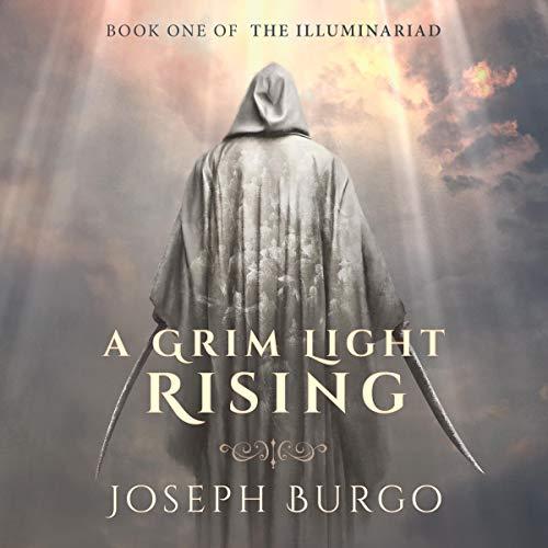 A Grim Light Rising cover art
