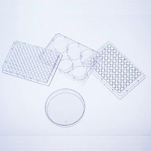 GREINER BIO-ONE 627979 Petri Box, kweek, 35 mm x 10 mm, piepschuim, cel-afstotend, oppervlak (40 stuks)