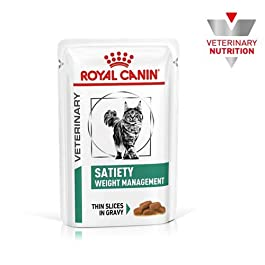 ROYAL CANIN Feline Satiety Cat Pouch's 48 x 85g