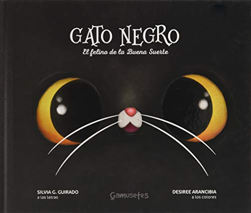 Gato Negro, el felino de la buena suerte: El felino de la buena suerte: 1 (Colores Olvidados)