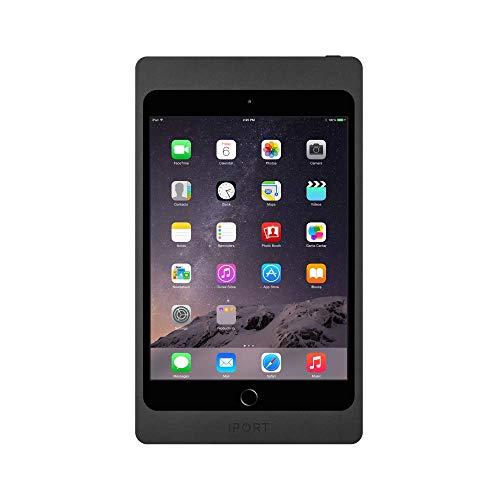 IPORT Luxe (LuxePort) Case iPad Mini Case - Compatible with iPad Mini 5th gen and iPad Mini 4 - Black