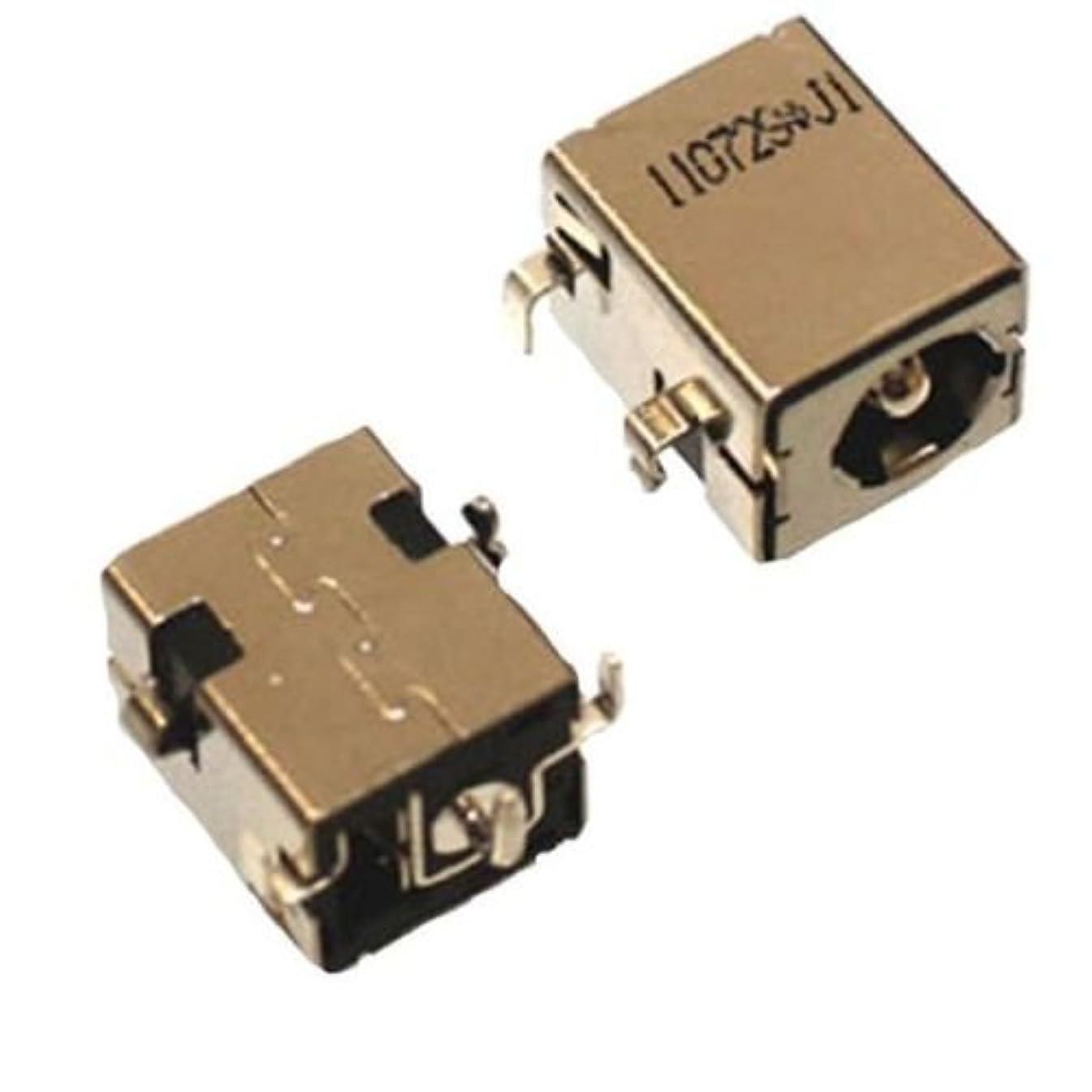エピソード紳士独特の対応交換用 DC電源ジャックコネクタ ASUS K53E-DH31 K53E-DH51 K53E-RIN5 K53E-DH52 K53E-DH91 X52J X52F X54H X54H-BD3MA