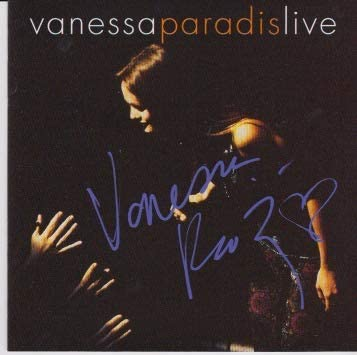 40% OFF Cheap Sale Financial sales sale Vanessa Paradis signed CD
