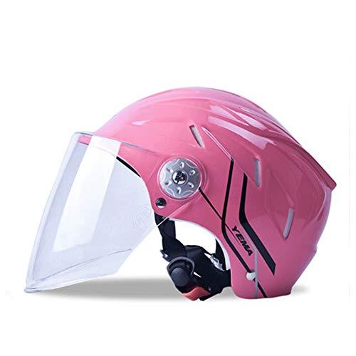 Casco De Bicicleta, Cycle Helmet, con Visera, Protección De Seguridad Ajustable Deporte...
