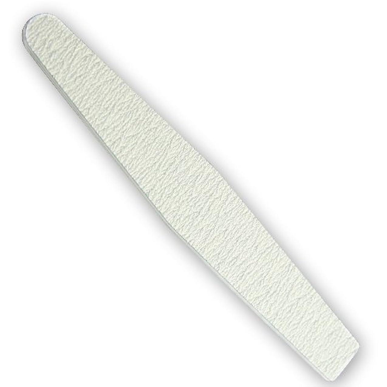 カップル経由で説得ジェルネイル用ファイル100/180(爪やすり)シンプルで使いやすい