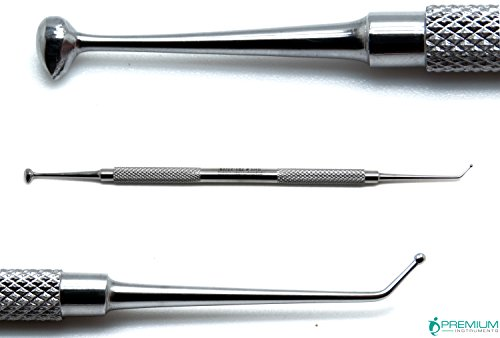 Dental Ball Burnisher 751-27/29 Composite Amalgam Plastic Filling Restrorative Instruments