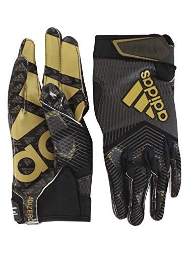 adidas Adizero-8.0 - Guantes de fútbol para hombre - Negro - XXX-Large