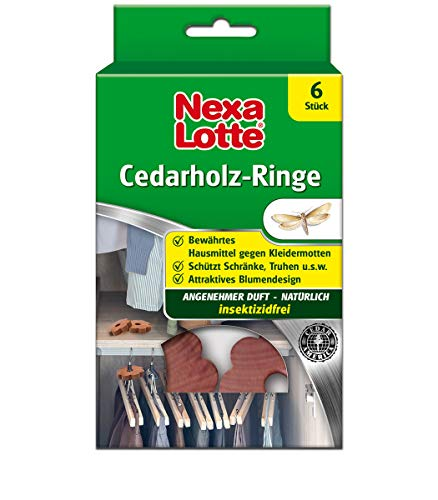 Cedar bois anneaux